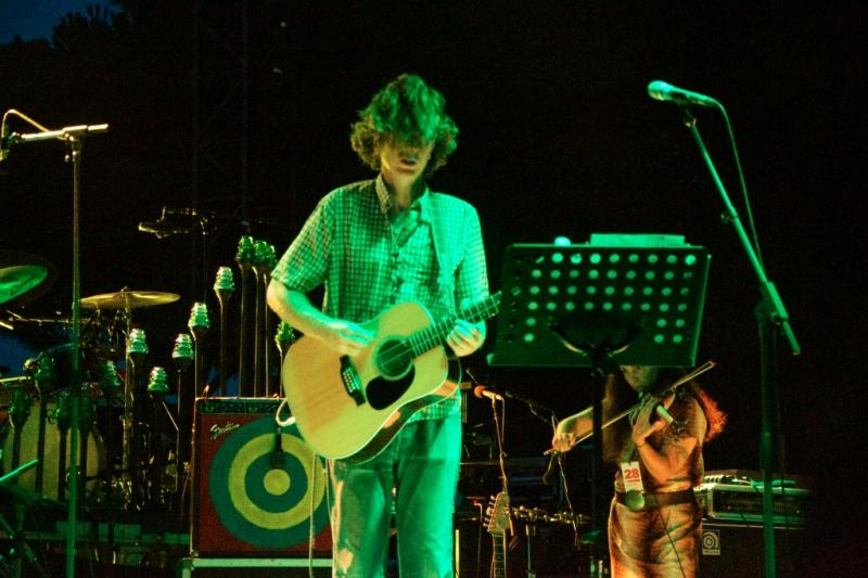 Thurston Moore au MIDI FEstival 2012