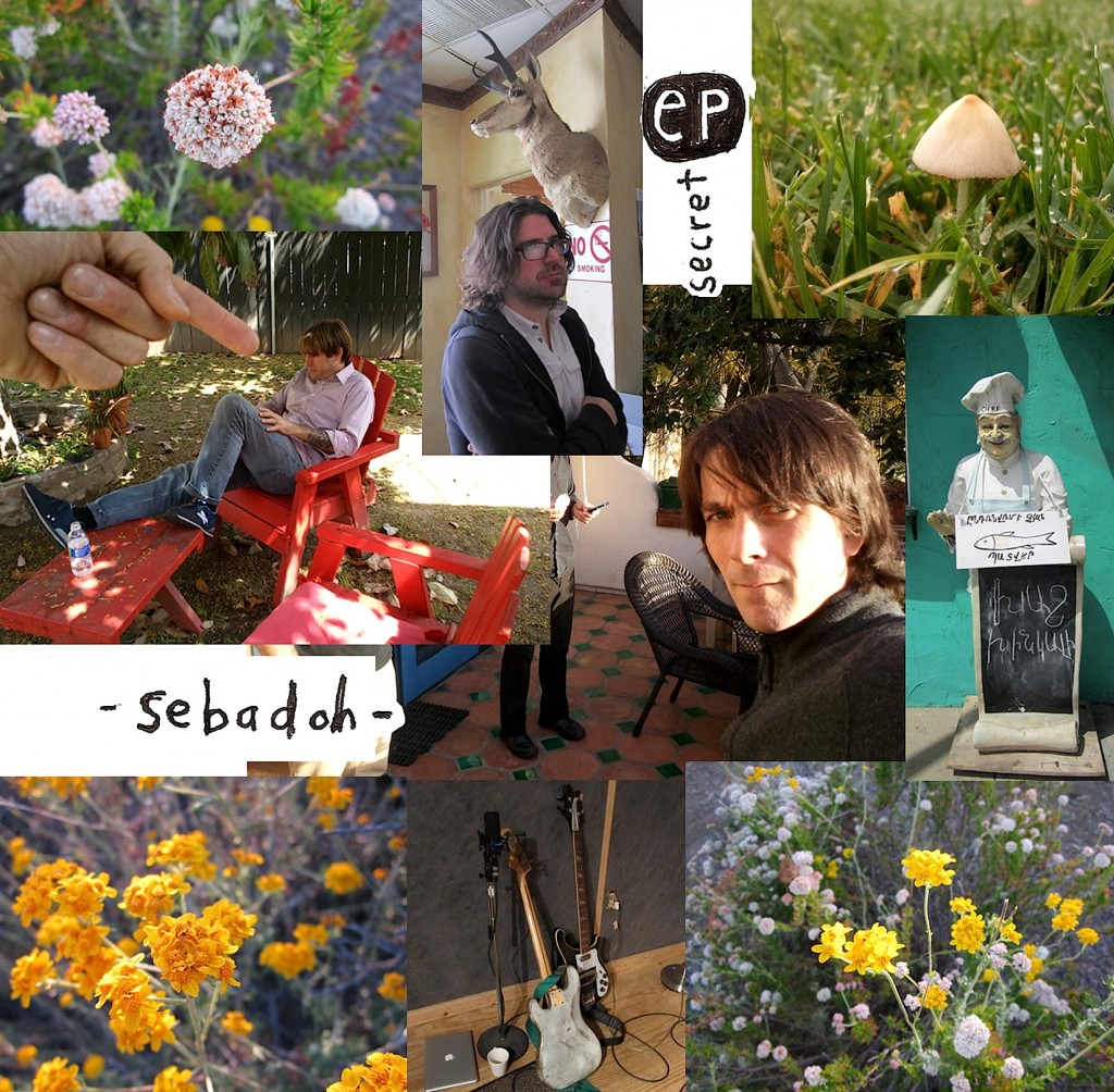 Sebadoh Secret EP