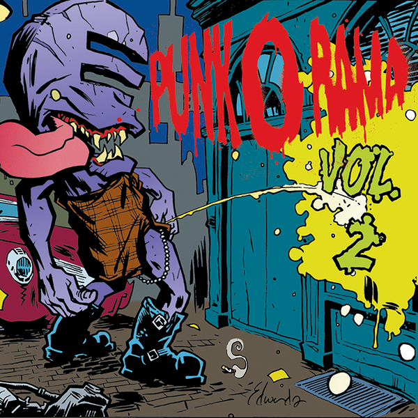 Punk-O-Rama Volume 2