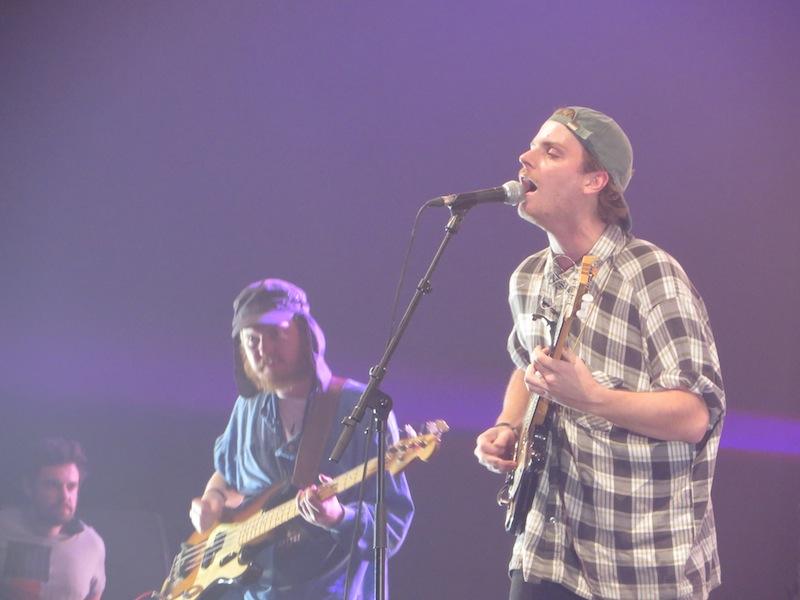 Mac Demarco au Pitchfork Festival