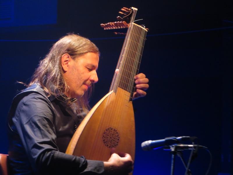 Jozef Van Wissem au Petit Bain