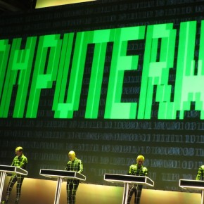 Kraftwerk à la Fondation Louis Vuitton